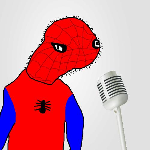 Spoderman Sings