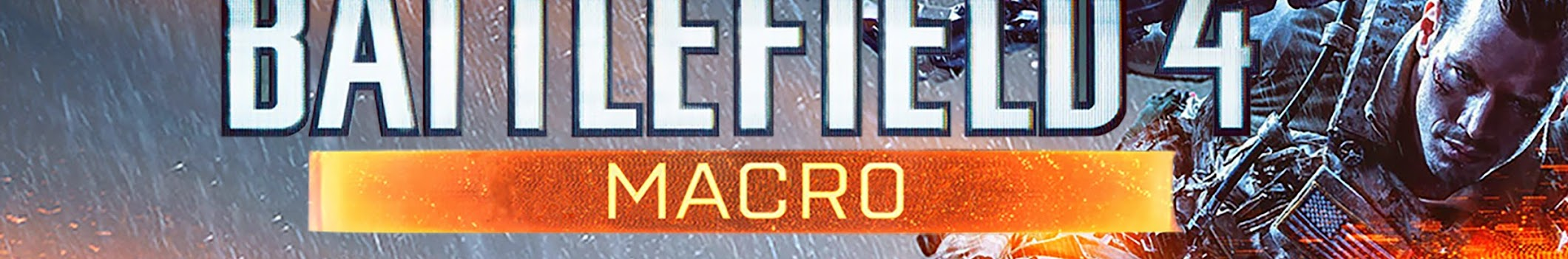 Release] Battlefield 4 Bloody Macro Pack - MPGH - MultiPlayer Game