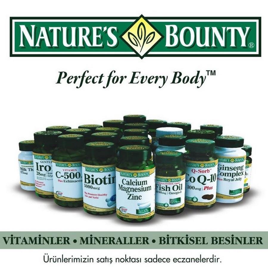Natures Bounty Türkiye - YouTube