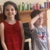 Eloise and Luke Chandler
