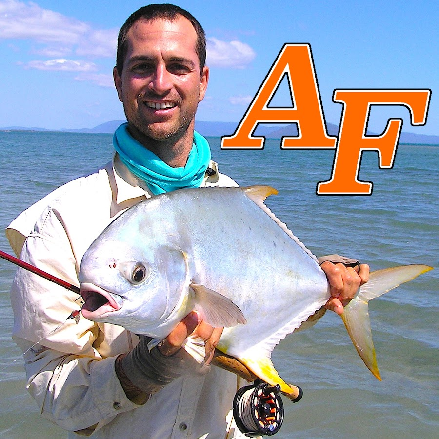 Andy 39 s fishing youtube for Fishing youtube channels