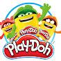Play Doh Rainbow