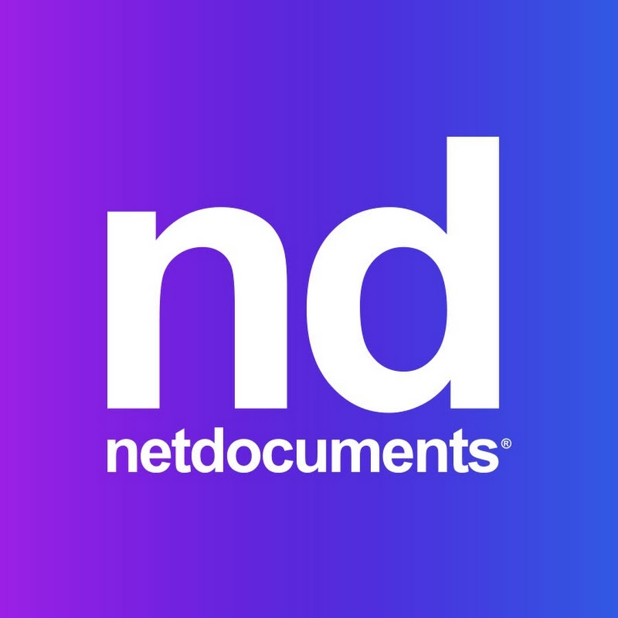 Netdocuments youtube for Netdocuments search