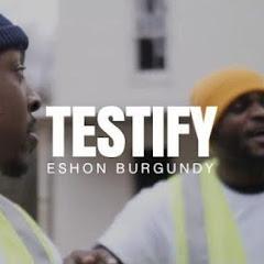 Eshon Burgundy - Topic