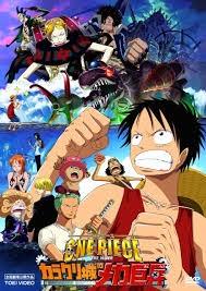 One Piece Movie 3 -Vua Chopper Của Đảo Thú