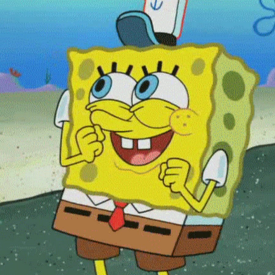 love spongebob or else youtube