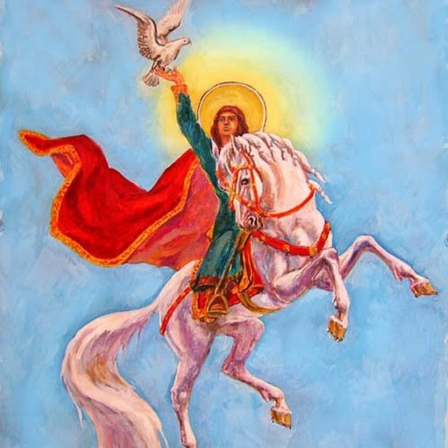святой трифон открытка описывает глаз ладони
