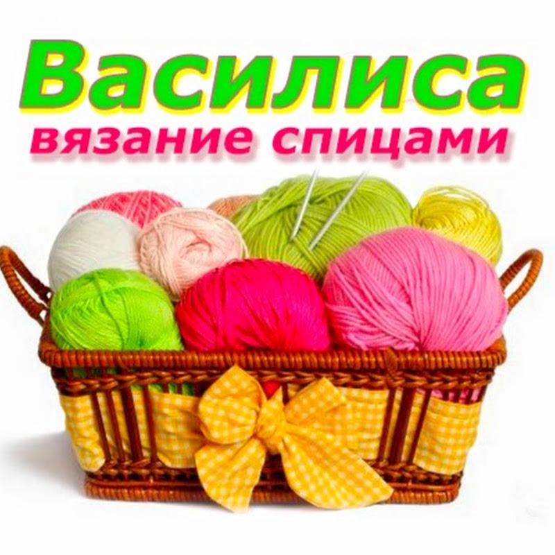 Василиса Жолтикова вязание спицами