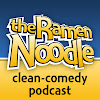 the Ramen Noodle clean comedy podcast