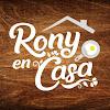Rony en casa