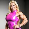 Female Bodybuilder Super Fan