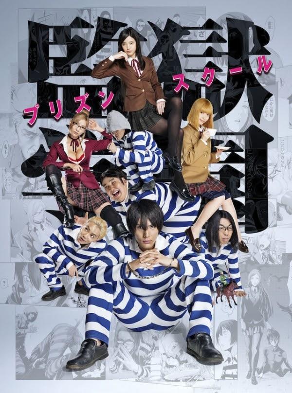 Xem Anime Prison School Live-Action - VietSub