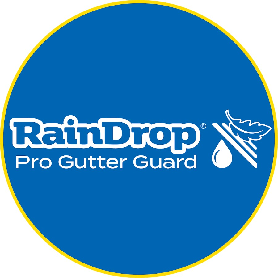 Raindrop Gutter Guard Systems Youtube