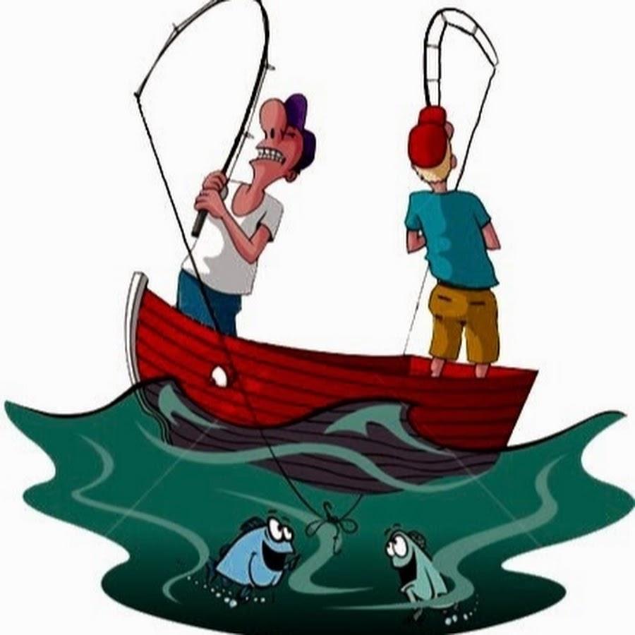 канал два рыбака видео
