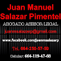 JUAN MANUEL SALAZAR PIMENTEL
