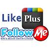 LikePlus FollowMe