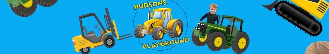 Hudson's Playground Banner