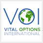 Vital Options International / The Group Room
