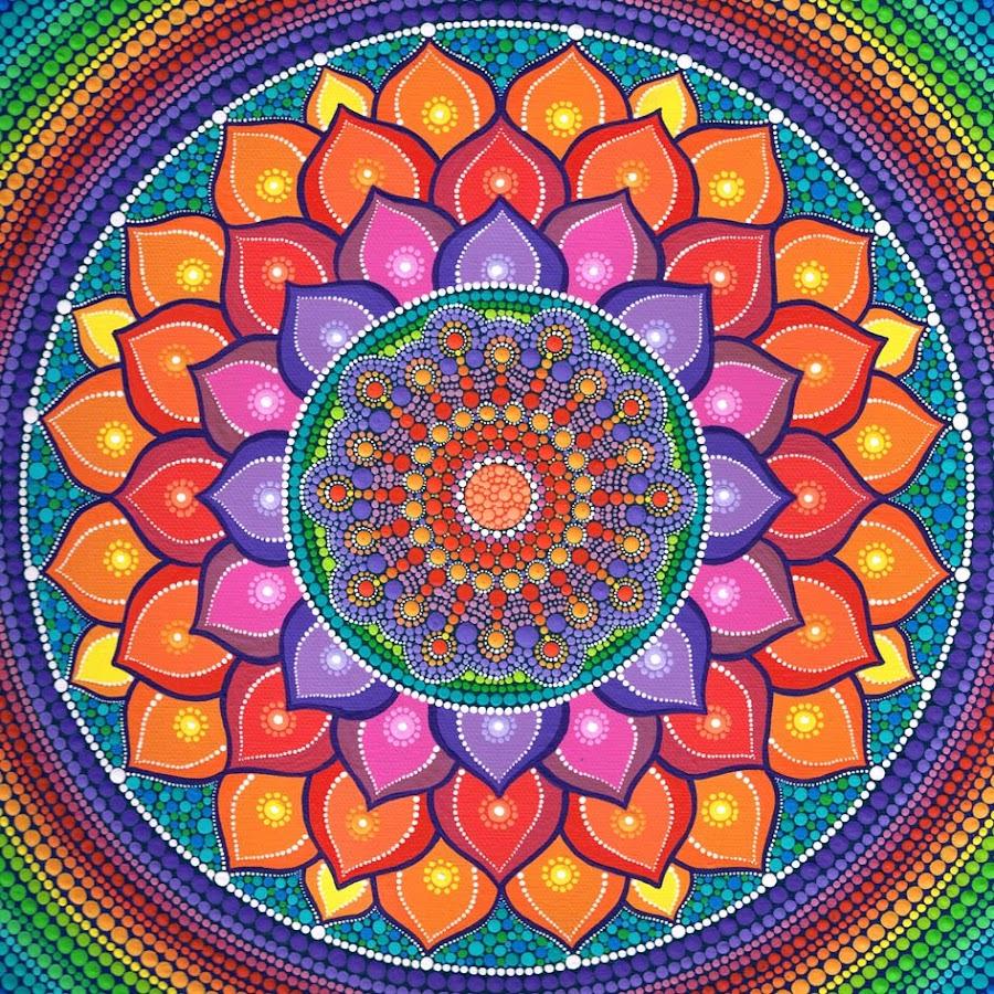 Elspeth mclean youtube - Mandalas en colores ...