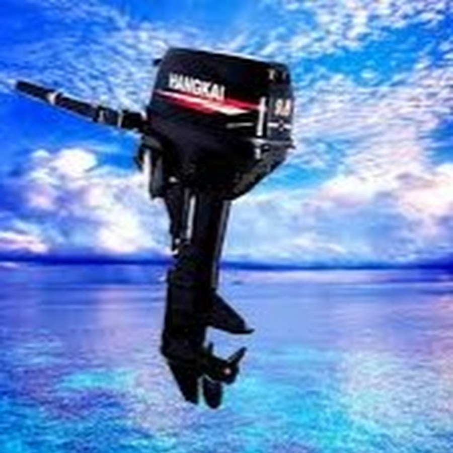 видео как обкатать лодочный мотор