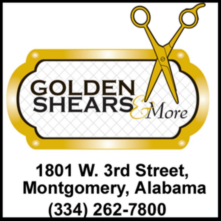 Golden shears more youtube for 360 salon montgomery al