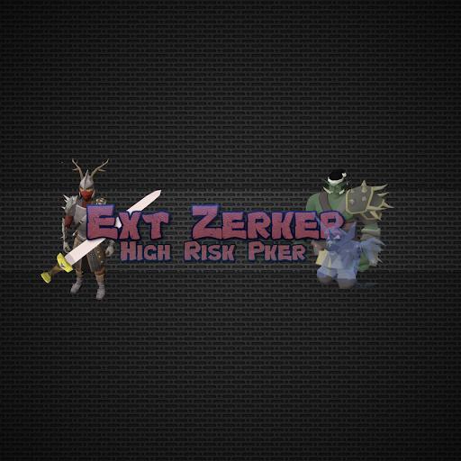 ext zerker #1risk fighter