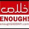 enoughgaddafi