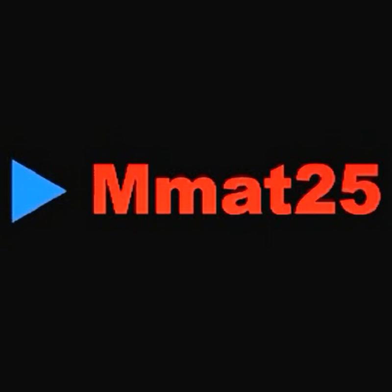 youtubeur Mmat25