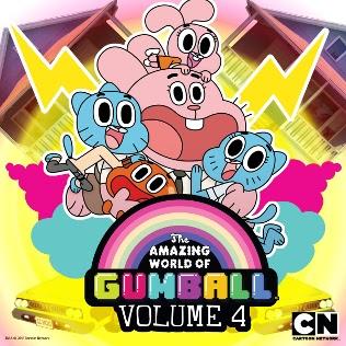 Thế Giới Tuyệt Vời của Gumball Phần 2