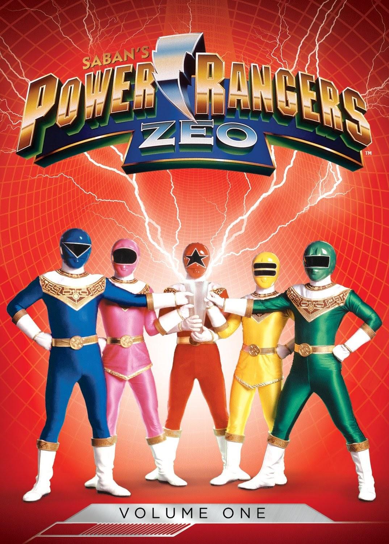 Power Ranger Zeo