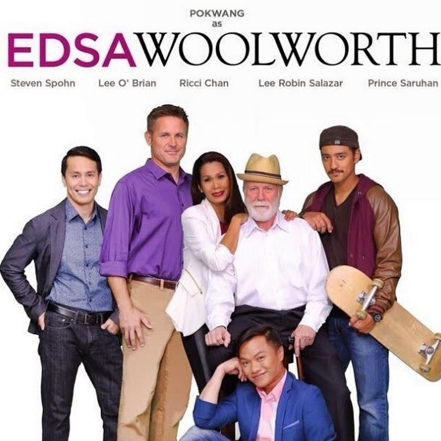 Lee O'Brien Woolworth EDSA