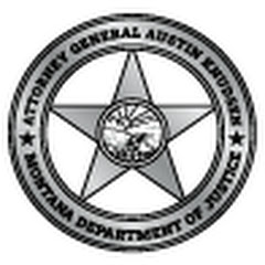Montana Department of Justice