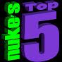 Nuke's Top 5