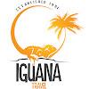 Iguana travel