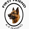 First Friend K-9 Training
