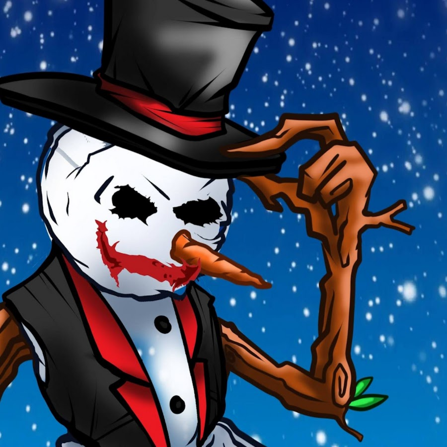 the scary snowman youtube