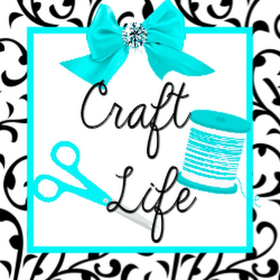 Craft life youtube for Diy crafts youtube channels
