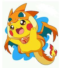 Pikachu-Lizardon