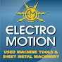 Electro Motion Used Machinery