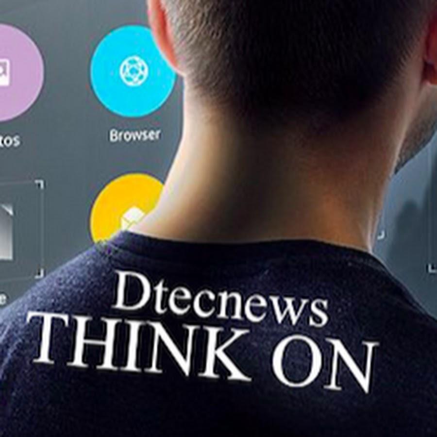 DTECNEWS - Magazine cover