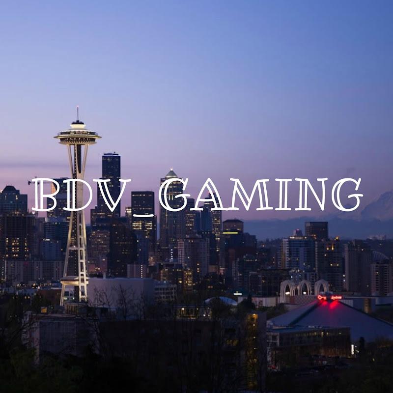 bdv gaming