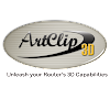 ArtClip3D Software