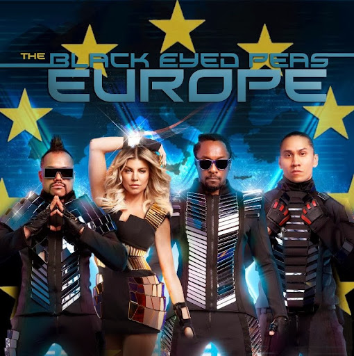 Black Eyed Peas Europe