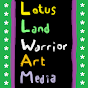 LotusLand Warrior Art Media