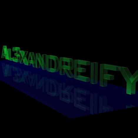 Al3xandreify