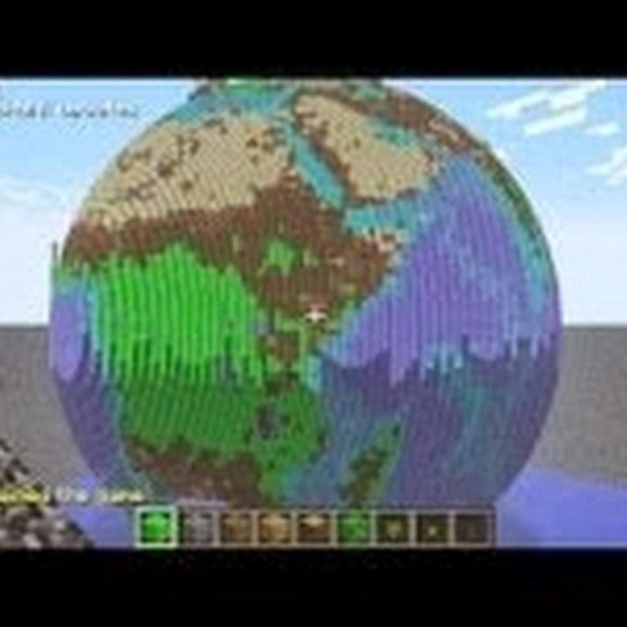 майнкрафт pe как сделать круглую планету #3