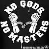 No gods, no masters!