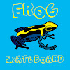 FROG SKATEBOARD