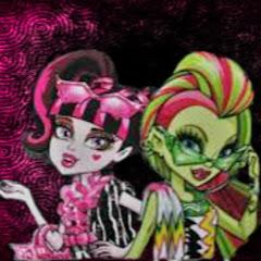 Amandinha Monster High - Many Tales