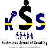 Kathmandu School of speaking